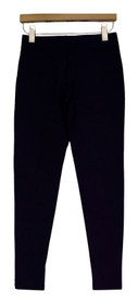 Slimming Options for Kate & Mallory Leggings S Ponte Or Bootcut Purple A411955