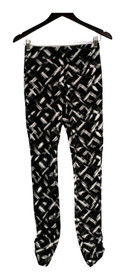 Kate & Mallory Sz XS Slimming Ruched Side Detail Leggings Womens A426083