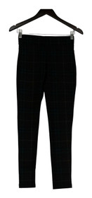 Slimming Options by Kate & Mallory Leggings XS High Density Print Purple A427539