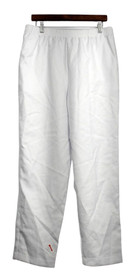DONNKENNY Classics Pants Sz 18 Skinny Leg Pull On Pocketed White Womens