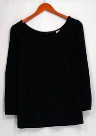 Wicked by Women with Control Top Sz XS Long Sleeve Scoop Neckline Black A302269