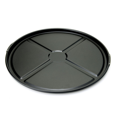 "Cook's Companion 12.5"" Nonstick Round Pizza Pan"