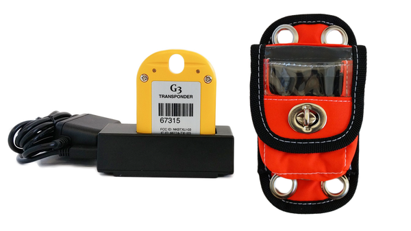 G3 Rechargeable Transponder Package (NEW GEN.)