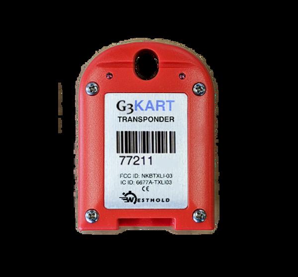 G3 Kart Rechargeable Transponder