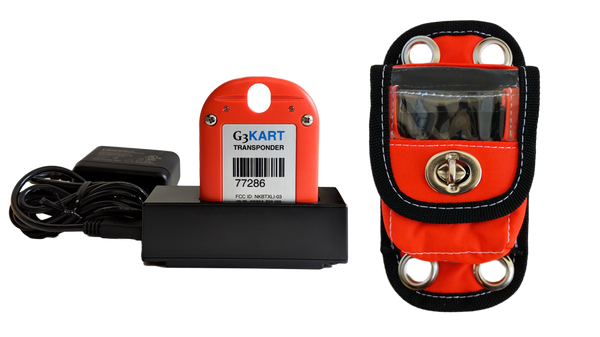 G3 Kart Rechargeable Transponder Package