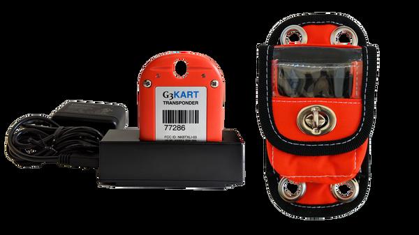 G3 Kart Rechargeable Transponder Package