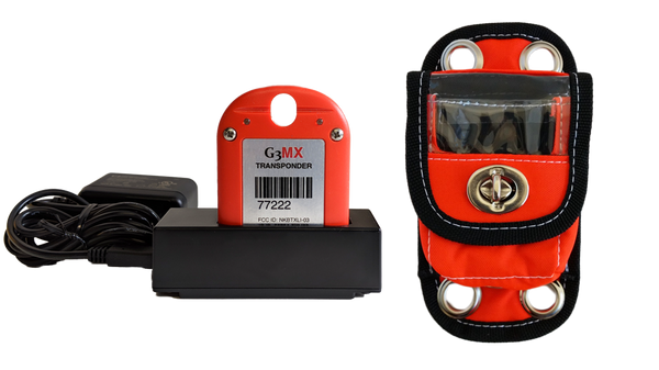 G3 MX Rechargeable Transponder Package