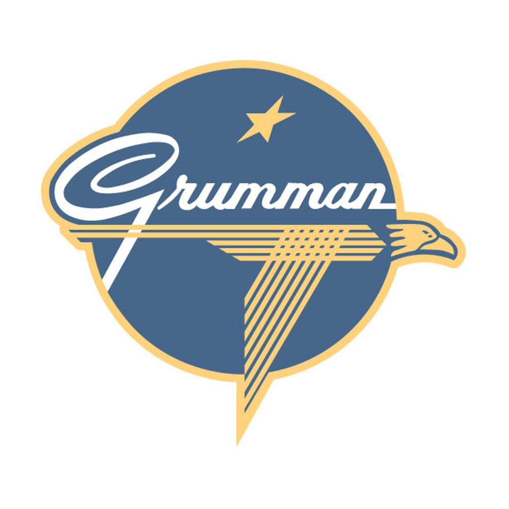 Vintage Grumman Manufacturer Logo