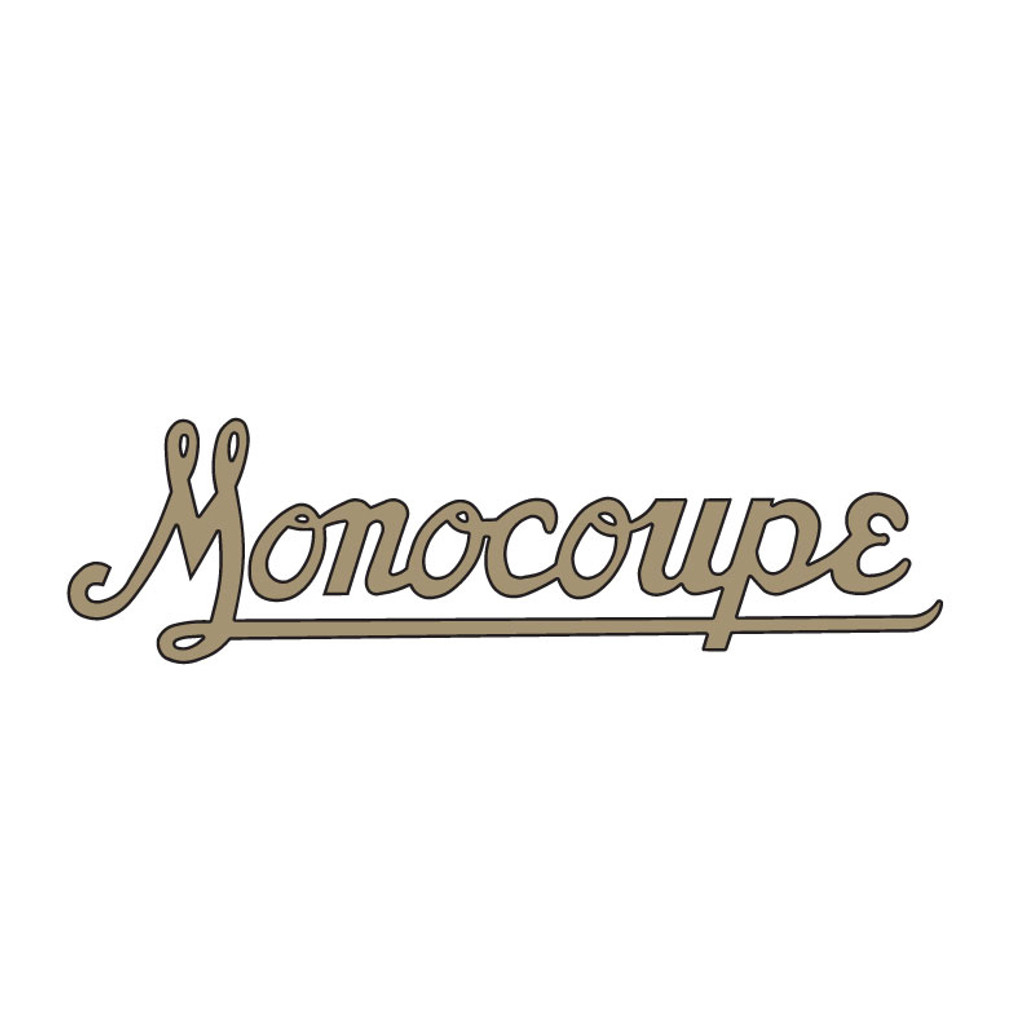 Monocoupe Aircraft Manufacturer Logo