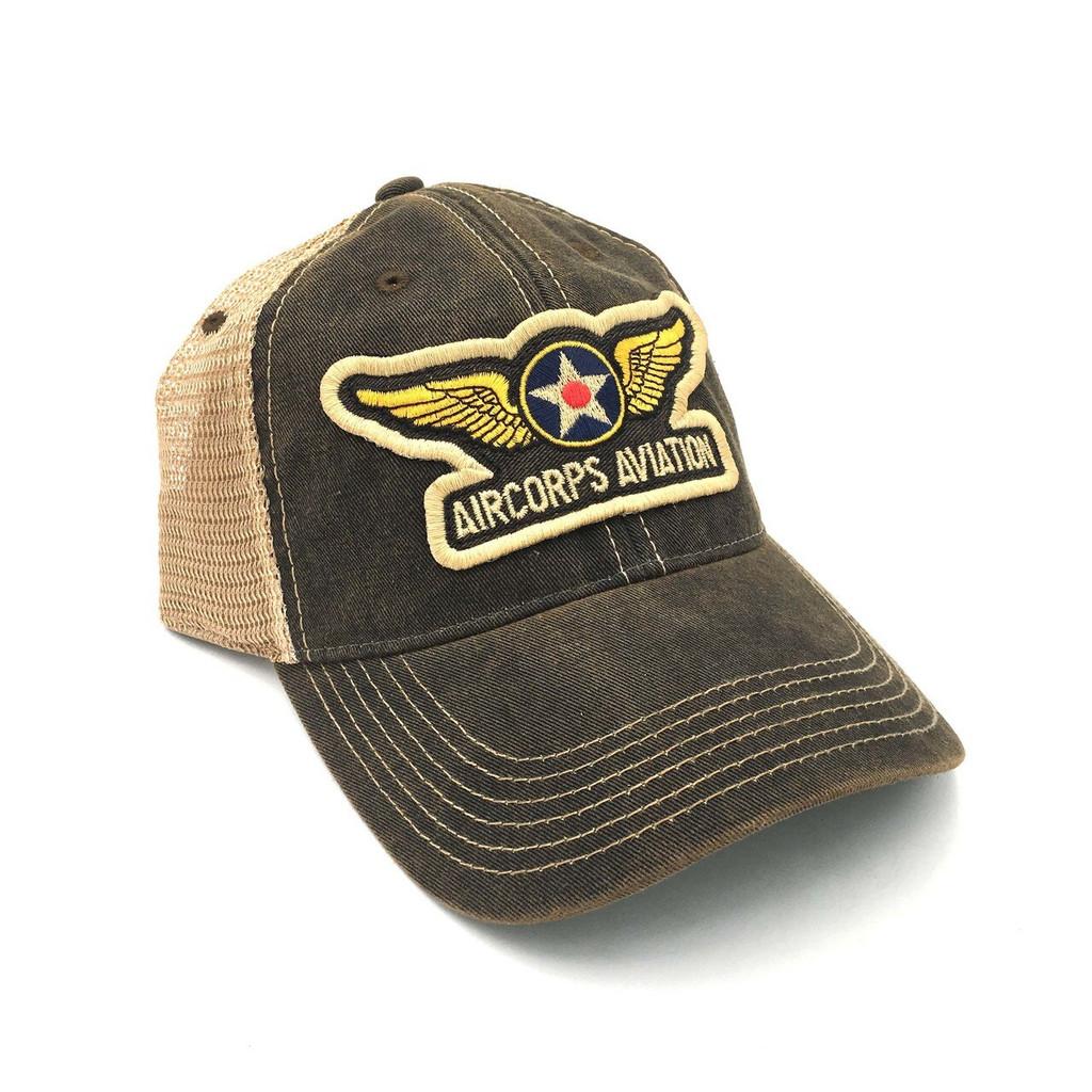 Old Favorite Trucker Cap Black