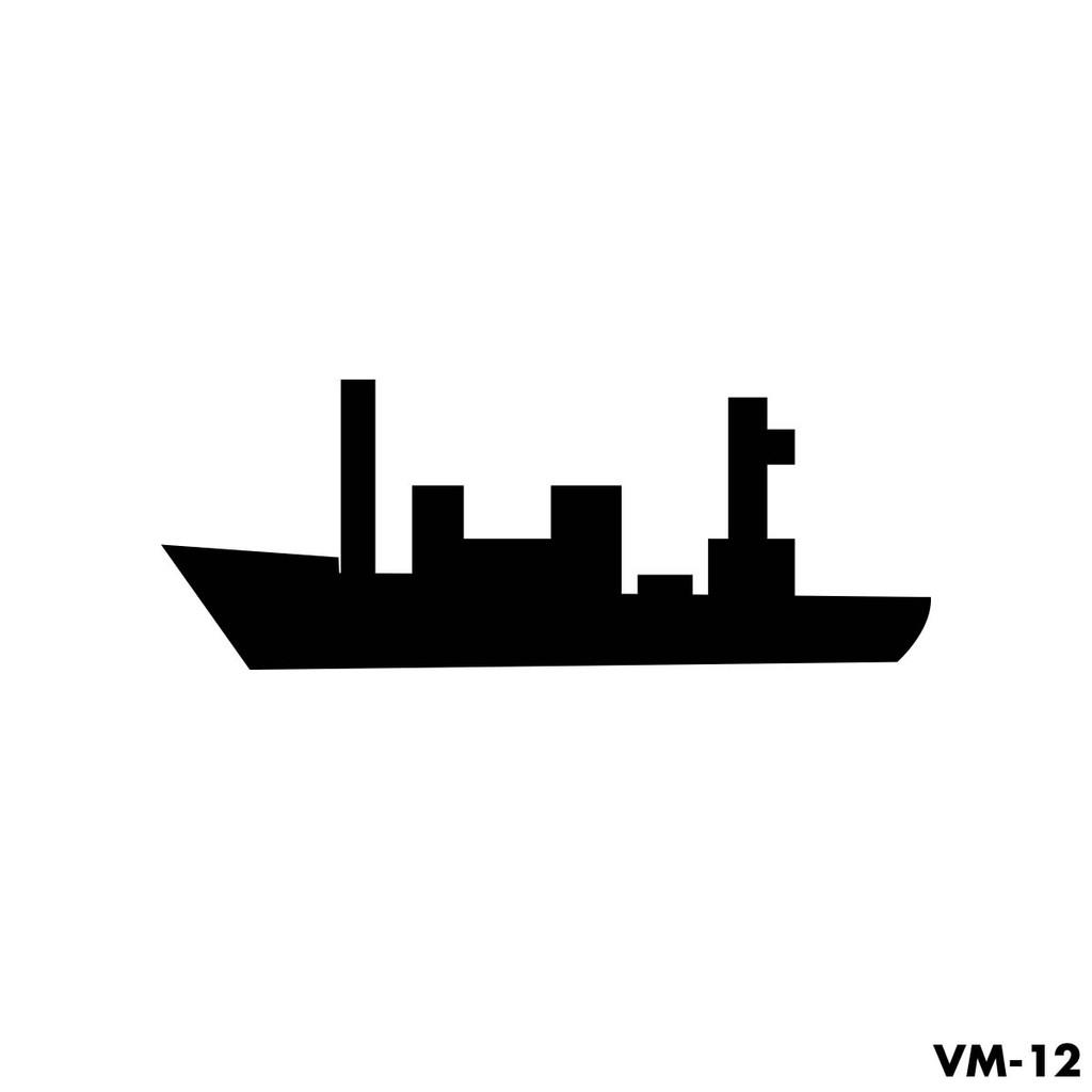 Ship Mission Marking