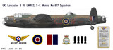 Lancaster B III  Aircraft Profile