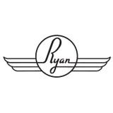 Vintage Ryan Aircraft Manufacturer Logo
