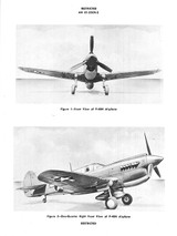 P-40 Fuselage Exploded View Poster Mockup Art Display