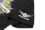 T-BOLT! P-47 Aircorps Shop Shirt - Black