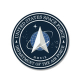 US Space Force Force Sticker