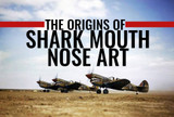 The Origins of Shark Mouth Nose Art