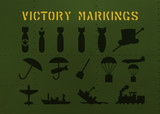 Aircraft Victory Mission Markings of WWII