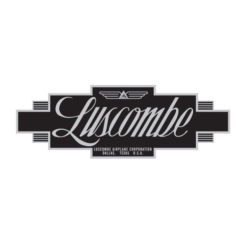 Luscombe Aircraft Manufacturer Logo