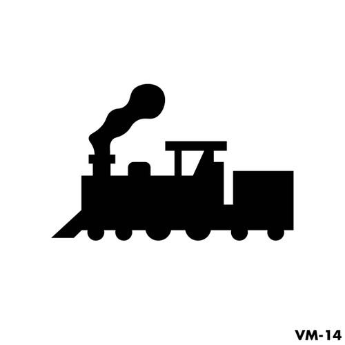 Train Destroyed Mission Marking