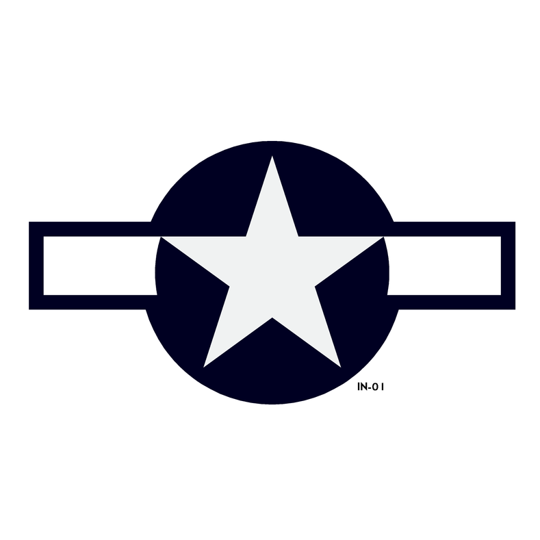 Timeline:  US Air Force National Star Insignia