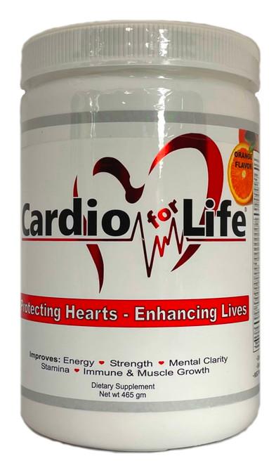 CardioForLife L-Arginine Powder - Orange