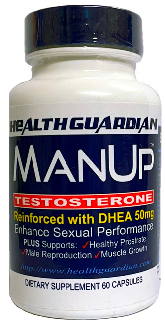 Health Guardian ManUp Testosterone Support Supplement