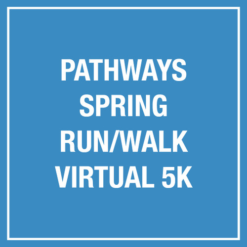 PATHways Spring Run/Walk Virtual 5k