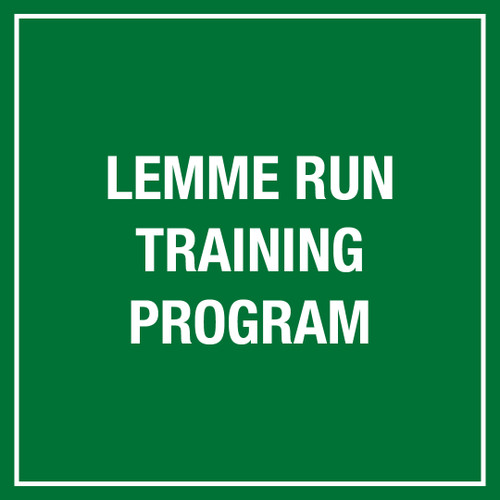 Lemme Run Training Program