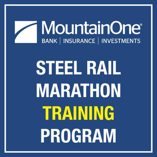 MountainOne Steel Rail Marathon Training Program 2022