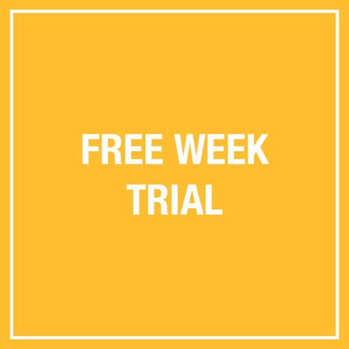 Free Week of Studio Classes!