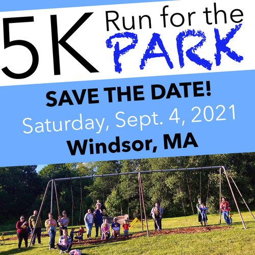 Run For The Park 5K (Online Registration Closed: Register Day of 8-8:45am)