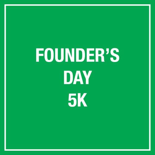 Founder's Day 5K