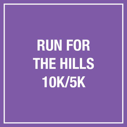 Run For The Hills 10K/5K