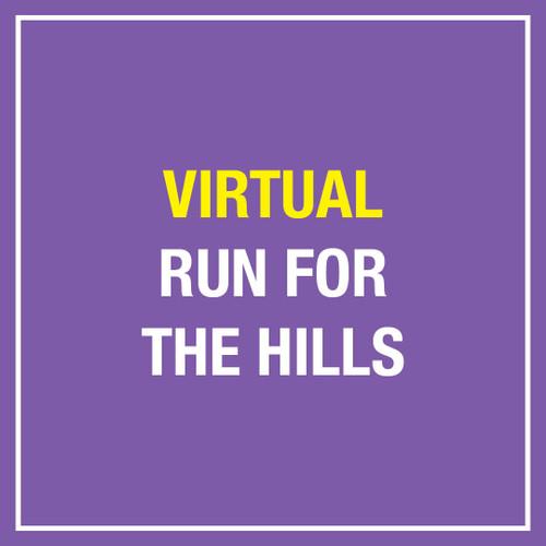 Run For The Hills 5K/10K Virtual Run 2020
