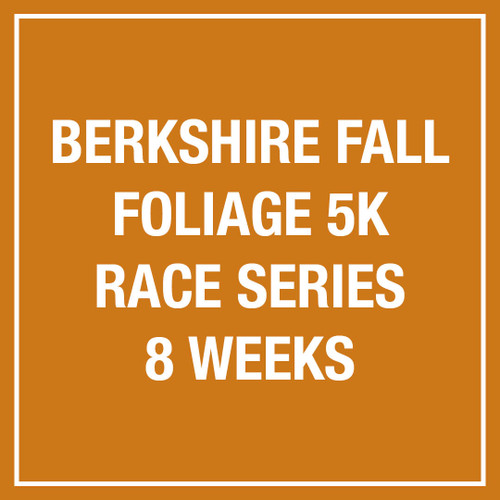 Berkshire Fall Foliage 5K Race Series 8 Weeks