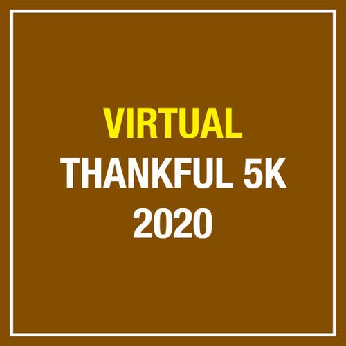 Virtual Thankful 5K 2020