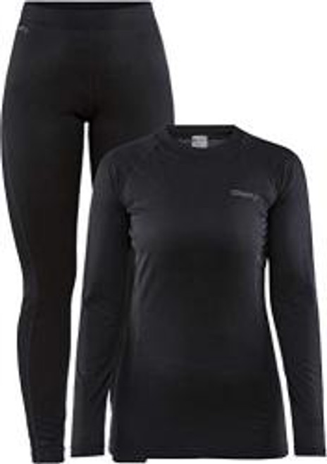 W Core Warm Base Layer Set
