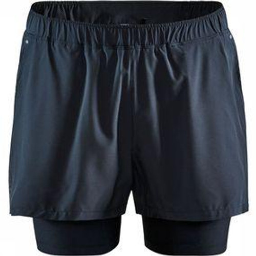 M Adv Essence 2in1 Stretch Shorts