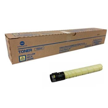 Konica Minolta TN514Y , A9E8230 Toner Cartridge - Yellow - 26,000