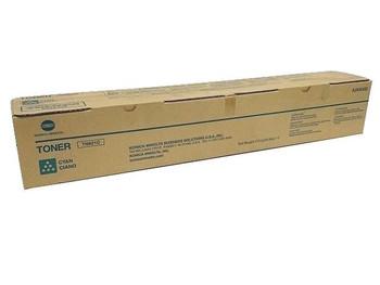 Konica Minolta A3VX432, TN-621C Toner Cartridge - Cyan - 66,000 Yield