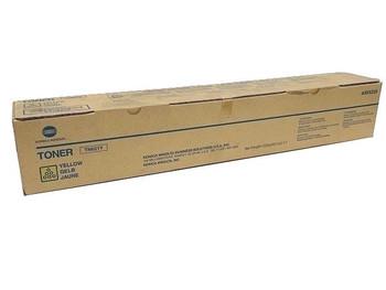 Konica Minolta A3VX232, TN-621Y Toner Cartridge - Yellow - 67,000 Page