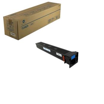 Konica Minolta TN-812, A8H5030 Toner Cartridge - Black - Yield 40,800