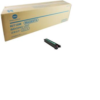 Konica Minolta IU712M , A9K70ED Developer Unit - Magenta- 300K Yield
