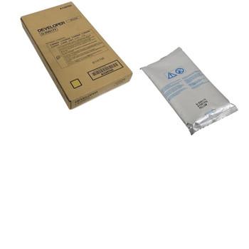 Konica Minolta DV617Y, A1U9760 Developer Unit - Yellow - Yield 3,00000
