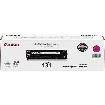 Canon 131 Magenta Toner Cartridge Standard Yield 1,500 (6270B001)