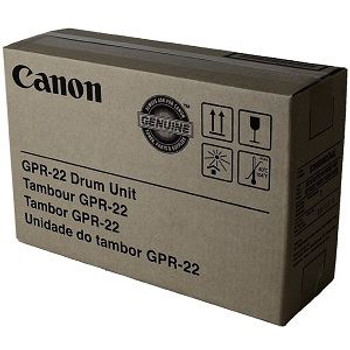 Canon GPR-22 Black Drum Unit Standard Yield 26,900 Pages (0388B003AA)