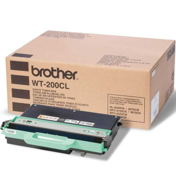 Brother WT200CL Waste Toner Bottle - Yield 50,000 Pages