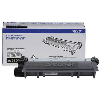 Brother TN630 Toner Cartridge - Black - Yield 1200 Pages