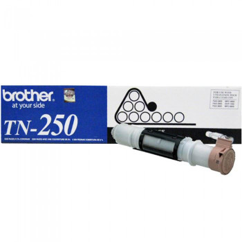 Brother TN250 Ink Cartridge - Black - Yield 2200 Pages